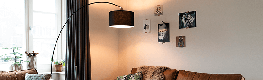 Arkveida lampas
