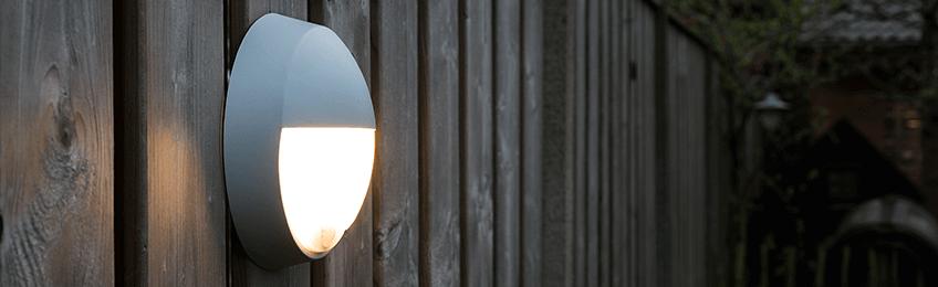 Āra lampas ar sensoriem