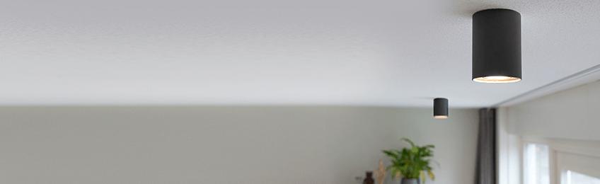 LED pie virsmas stiprināmas spotlampas