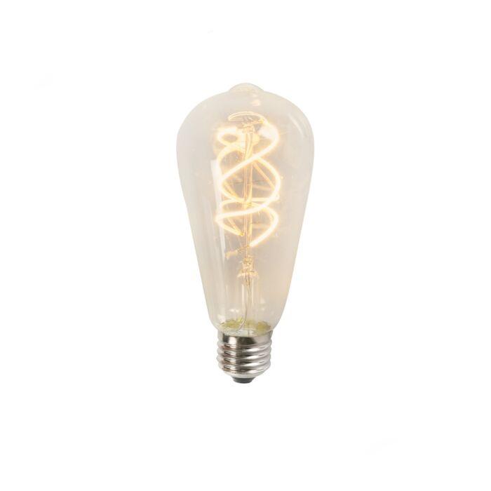 Vītā-LED-kvēldiegs-ST64-5W-2200K-skaidrs