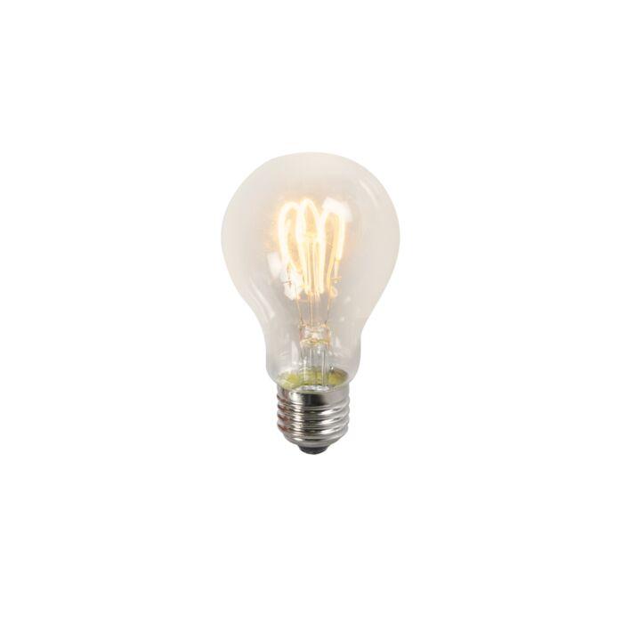 Vītā-kvēldiega-LED-lampa-A60-3W-2200K-caurspīdīga