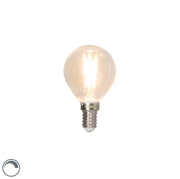 E14-regulējama-LED-kvēlspuldze-3W-350lm-2700K