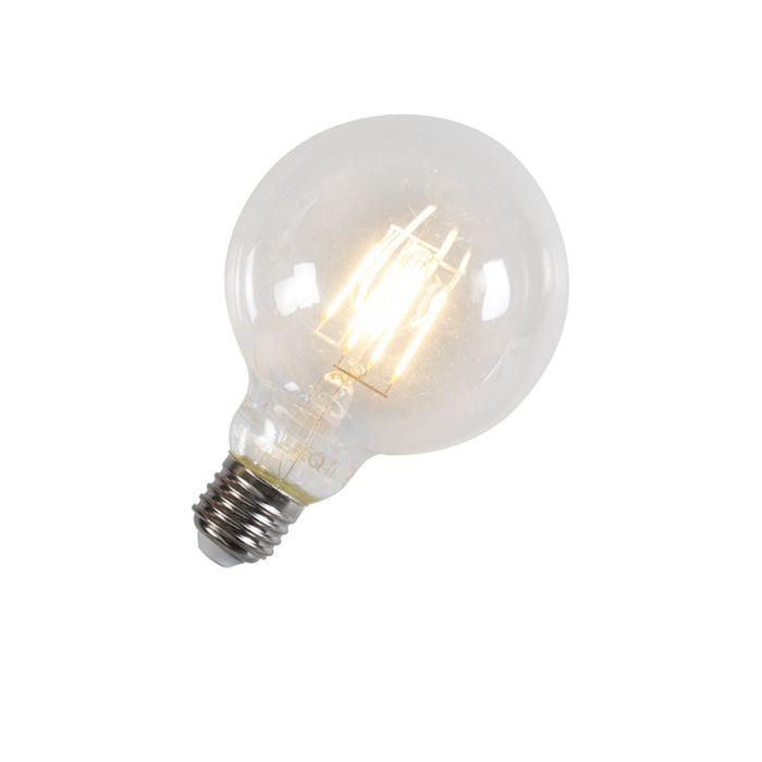 Led-kvēlspuldze-G95-E27-6W-600-lūmeni