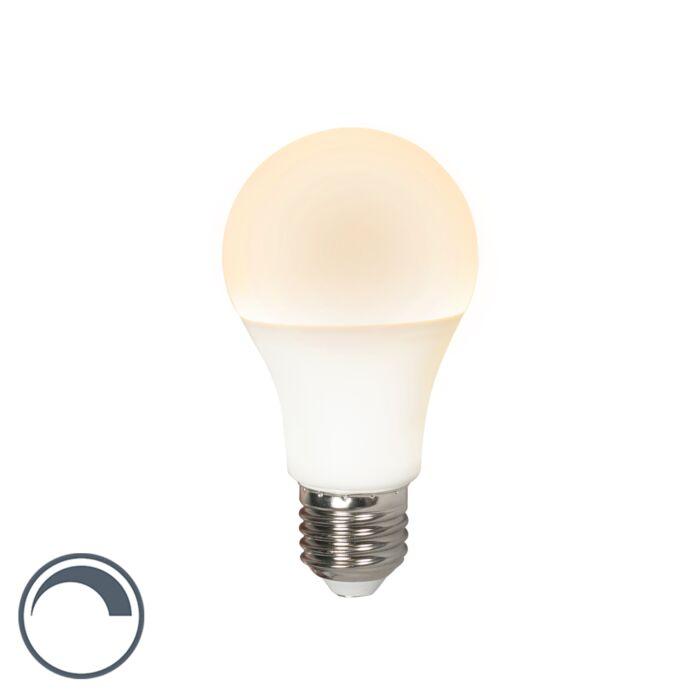 LED-lampa-E27-240V-12W-1200lm-A60-aptumšojama