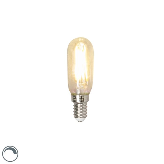 LED-kvēlspuldzes-caurule-E14-240V-3,5-W-310lm-T24-regulējama
