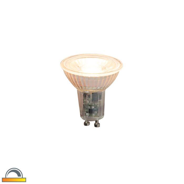 GU10-regulējama-LED-lampa-5.5W-360lm-2000K---2700K