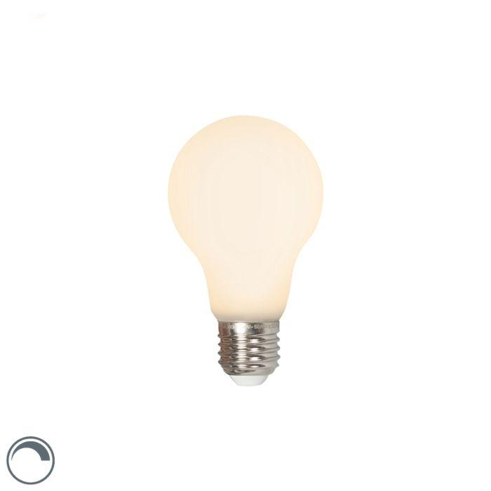 LED-E27-240V-4W-380lm-regulējams