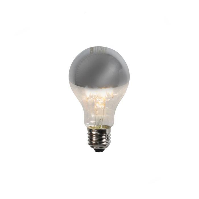 LED-spoguļa-galvas-kvēlspuldze-240V-4W-370lm-caurspīdīga-2700K