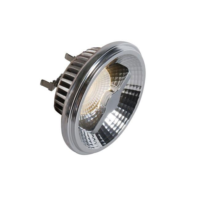 G53-AR111-LED-lampa-12W-36V-3000K-regulējama