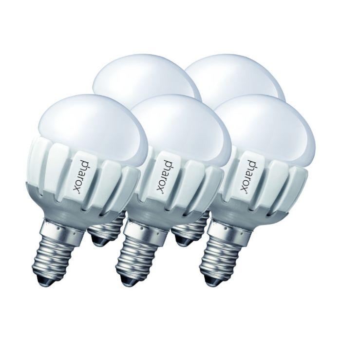 5-Pharox-LED-200-P45-E14-5W-230V-komplekts