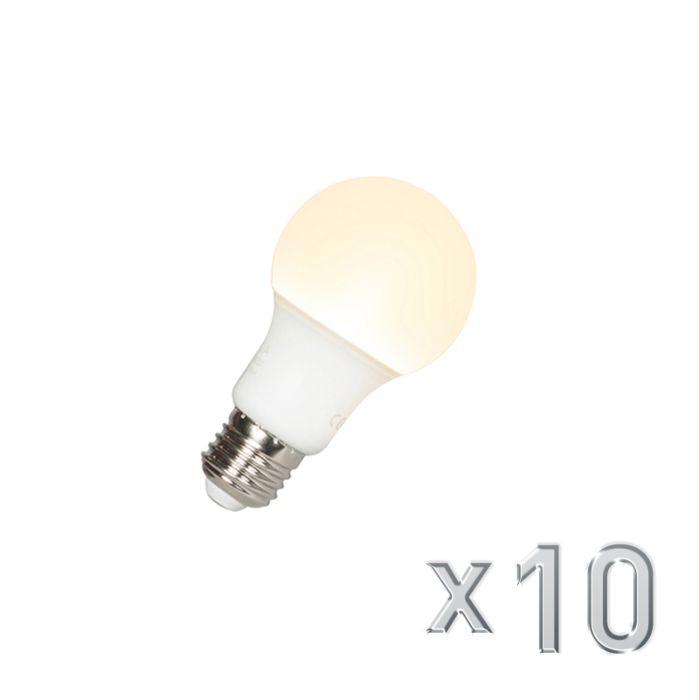 10-LED-lampu-komplekts-A60-E27-9W-3000K