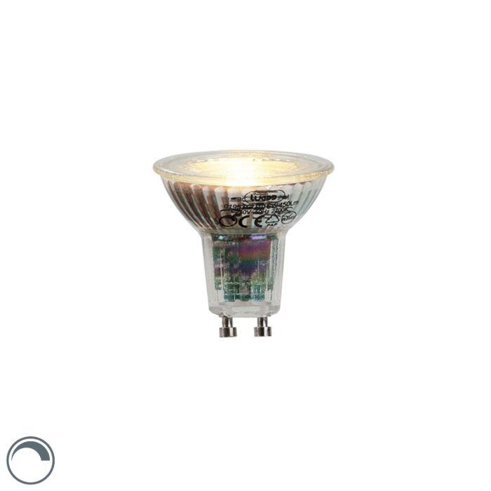 LED-spuldze-GU10-6W-450-lūmenu-2700K-regulējama