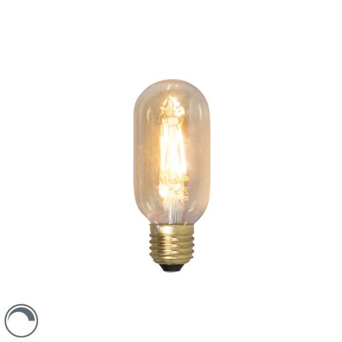 E27-aptumšojama-LED-kvēlspuldzes-caurule-T45L-4W-320lm-2100-K.