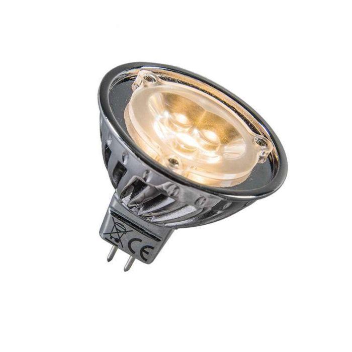 Barošanas-LED-12V-MR16-3-x-1W-=-aptuveni-30W-silti-balts
