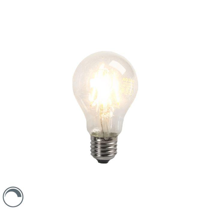 E27-aptumšojama-LED-kvēlspuldze-4W-390LM-2700K