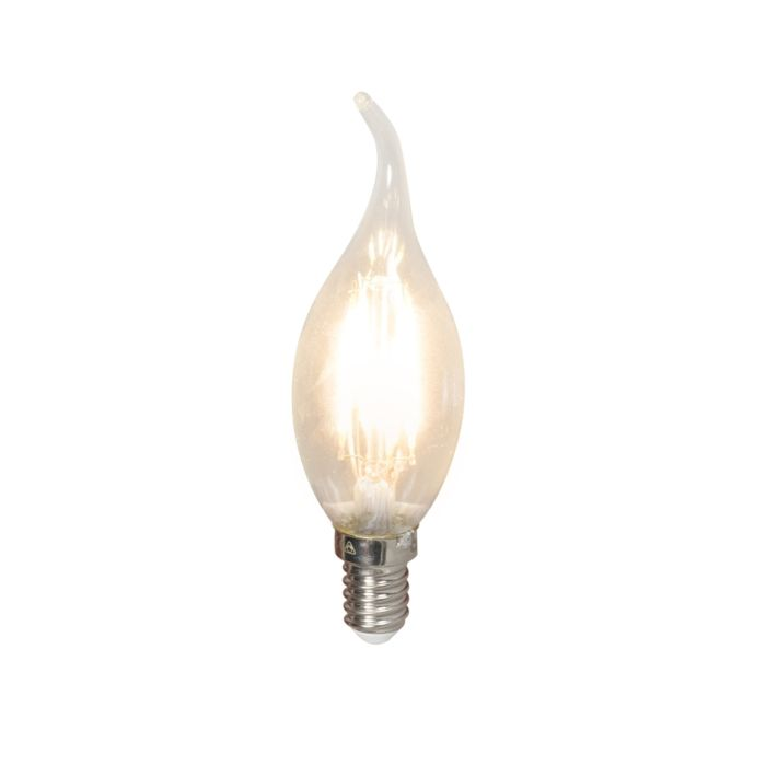 LED-kvēldiega-sveces-lampa-E14-240V-3,5-W-350lm-BXS35-regulējama