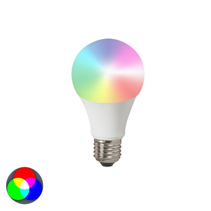 LED-lampa-E27-240V-7W-500lm-A60-Smart-Light