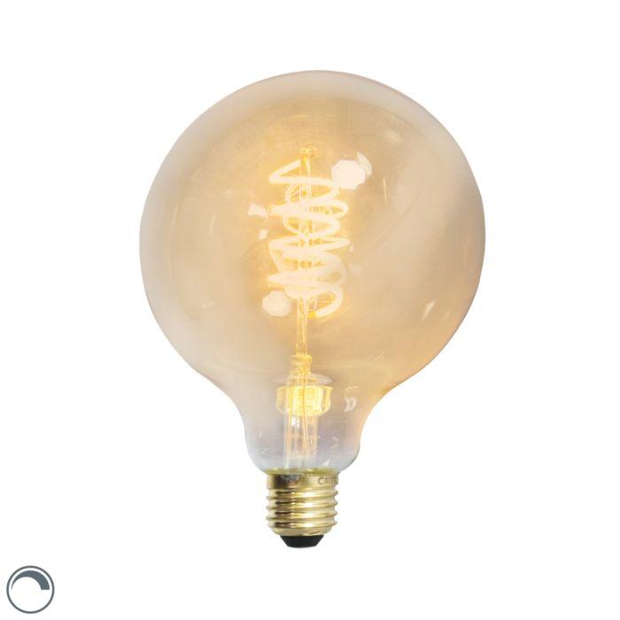 LED-vītā-kvēlspuldzes-globuss-E27-240V-4W-200lm-regulējams