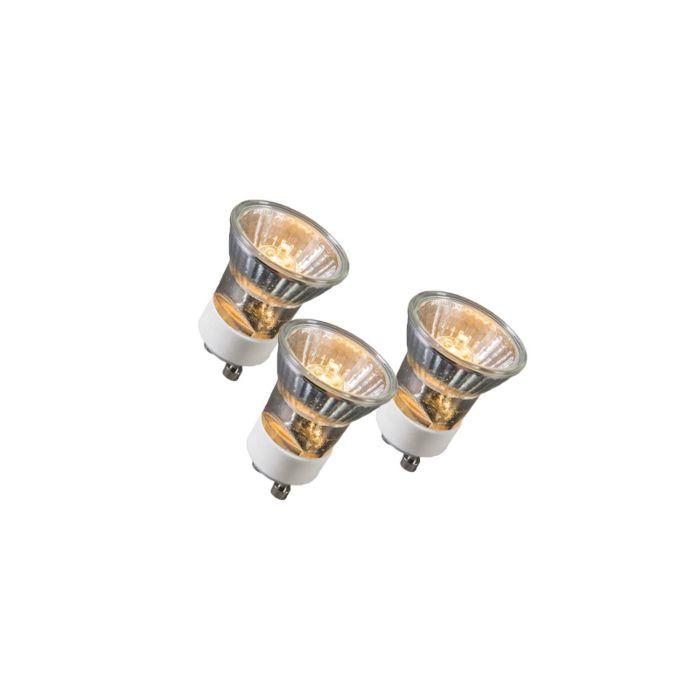 Komplekts-3-GU10-halogēna-spuldzes-35W-230V-35mm