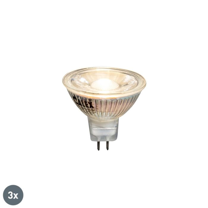 Komplektā-3-LED-lampas-3W-230-lūmeni
