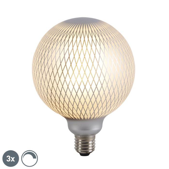 3-E27-regulējamo-LED-globusu-lampu-komplekts-DECO-4W-320-lm-2700K