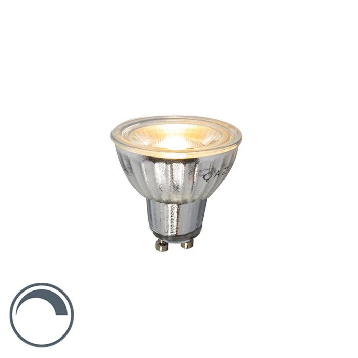 GU10-LED-lampa-230V-5W-380LM-2700K-regulējama