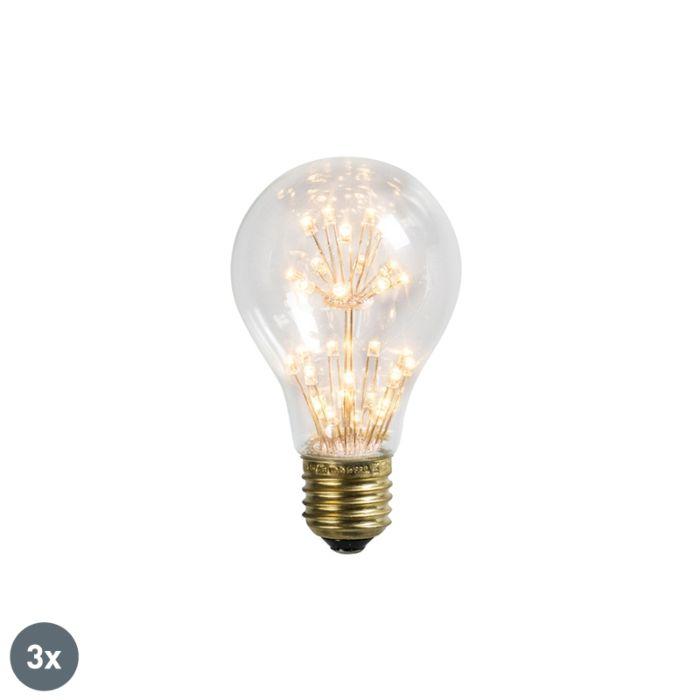 3-LED-lampu-komplekts-E27-1.5W-/-136LM