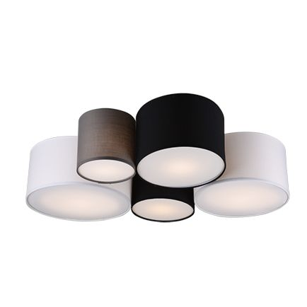 Dizaina-griestu-lampa-daudzkrāsaina-5-gaisma---Sectos