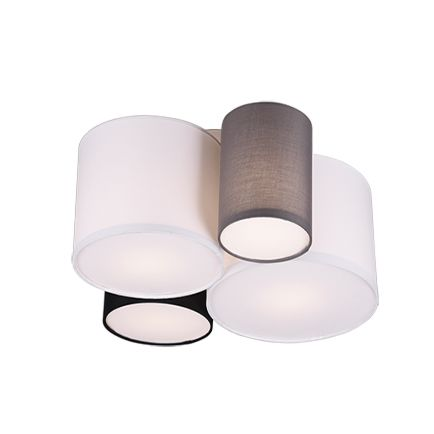 Dizaina-griestu-lampa-4-krāsu-gaisma---Sectos