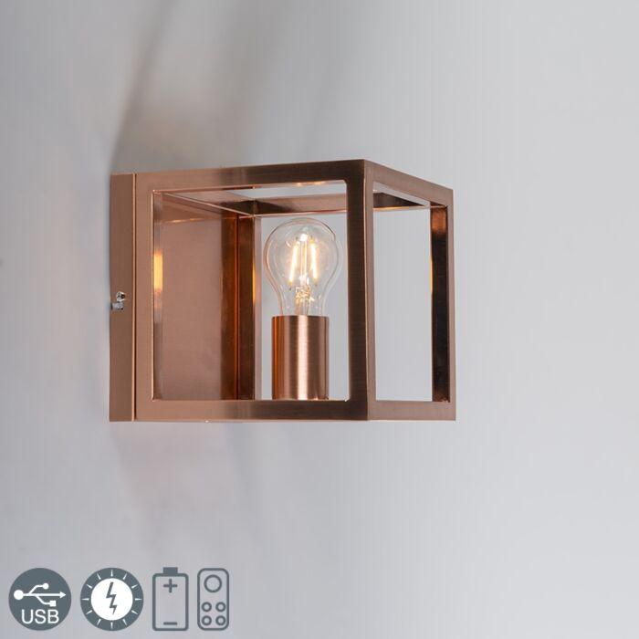 Sienas-lampa-1.-būra-vara-lampa