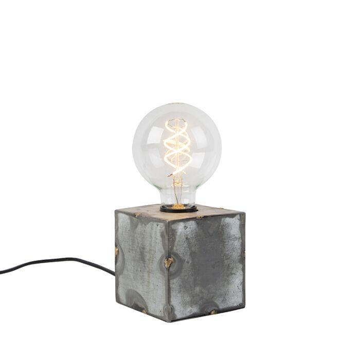 Rūpnieciskā-galda-lampa-pelēka---Samia