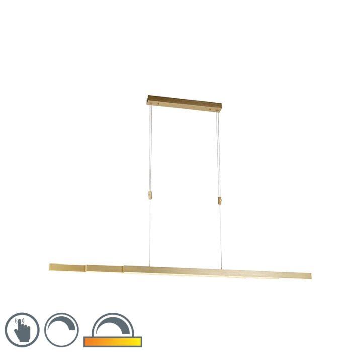 Pielāgojama-misiņa-pakarināmā-lampa-ar-vāju-un-siltu,-ieskaitot-LED---Džuljeta